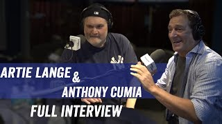 Anthony Cumia & Artie Lange - Returning to Sirius, Radio, Being Banned From Twitter - Jim and Sam