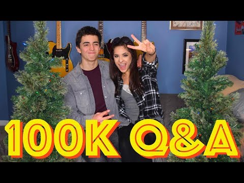 100K Q and A With My Sister!