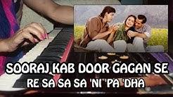 Ye Bandhan To Pyar Ka Bandhan Hai - Harmonium Tutorial & Notation by Rashmi Bhardwaj