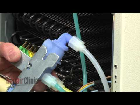Frigidaire refrigerator dispenser water inlet valve 242252702 youtube kenmore timer wiring diagram