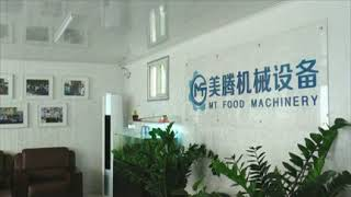 snack food machinery facotry--jinan MT machinery & equipment