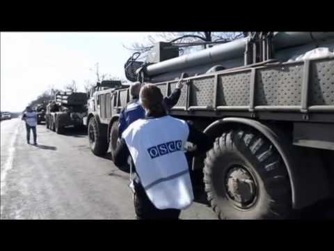 Russia, Ukraine Agree to Double OSCE Observers: Currently mission stands at just over 450 observers