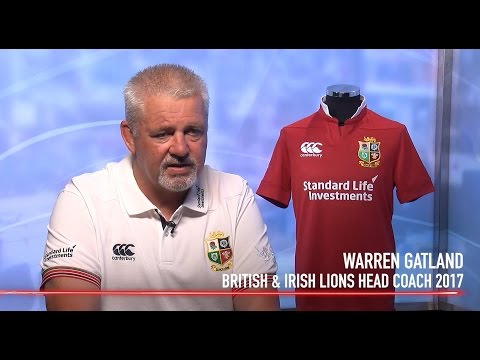 Lions Watch: The Centres | Presented by Standard Life Investments