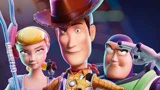 Reading entire Toy Story 4 script