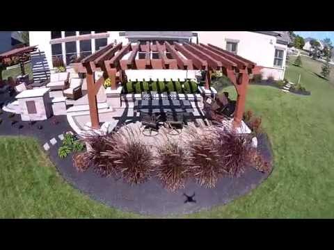 Patio Landscaping Design | Columbus Ohio