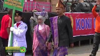 Pemko Medan : Walikota Medan Buka Porkot Ke IX Kota Medan