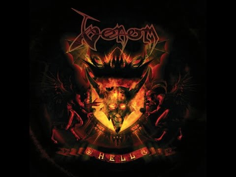 VENOM - Hell [Full Album] [L.t.d. Edition]...