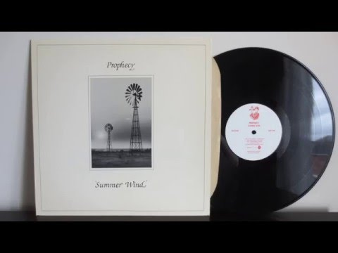 Prophecy - Summer Wind (1982) - Rare Canadian Folk Gospel - Vinyl
