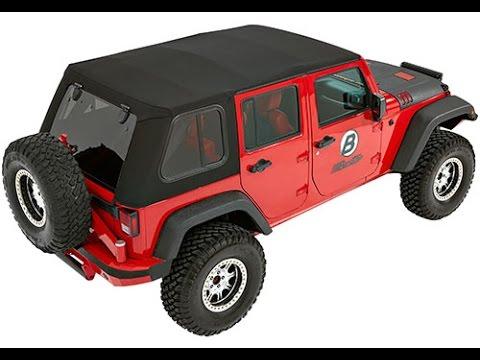 Bestop Jeep Wrangler Trp Pro Soft Top Installation