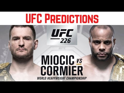 The MMA Money Minute - UFC 226 Fight Card Predictions