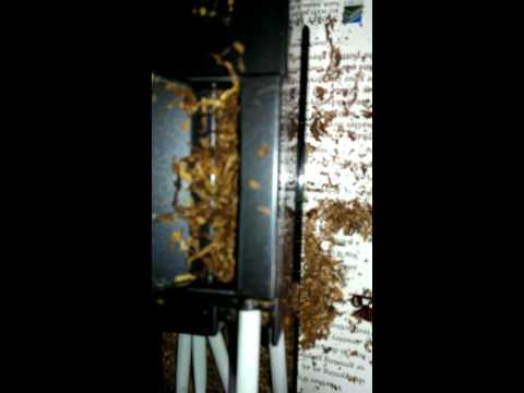 powermatic 2 cigarette machine problems