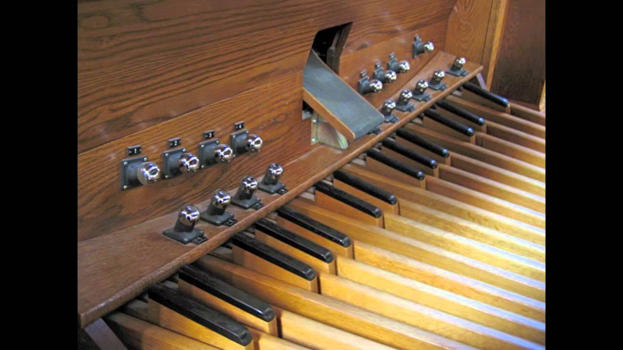 Pedals in the Pipe Organ