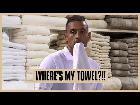 "Nick Kyrgios | Towel Gate | ""Where's My Towel?!"""