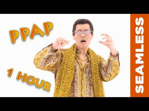 Pen-Pineapple-Apple-Pen (PPAP)【1 HOUR】Seamless Loop
