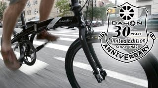 Dahon 30yr Anniversary Limited Edition Folding Bike Video