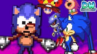 ¡Regresa del futuro, Sonic! | ANIMACIÓN | Sonic