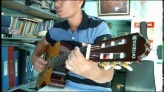 Ba kể con nghe (Quạt Ballad hòa tấu guitar) - Anhbaduy Guitar - Cà Mau