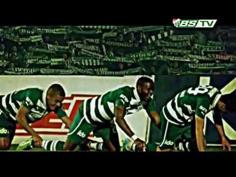 Fettah Can Bursaspor 50.yıl marşı 11.04.2013 (Düzenlenmiş hali )