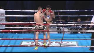The Night Of Kick And Punch Iii°edizione - Marco Re Vs Luca Tagliarino