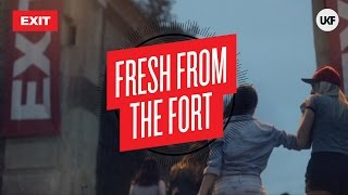 Fresh From The Fort Day 1: UKF at EXIT Festival 2014