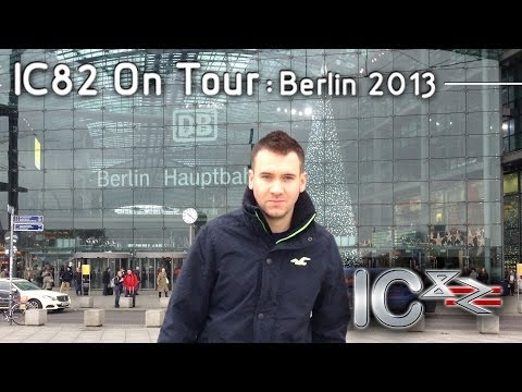 IC82 On Tour: Berlin 2013