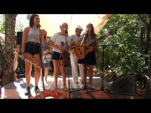Journée Marseillaise - A Marseille un soir- Les Triplettes