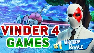 WINNER IN THE NEW GETAWAY LIMITED TIME MODE! -Fortnite Battle Royale