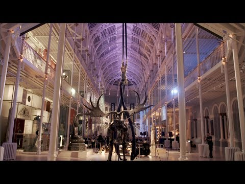 National Museums Scotland Venue Hire