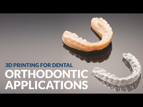 3D Printing Orthodontic Applications | 3D Printing for Dental