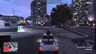 GTA 5 DLC BRAQUAGE KARINE PICK-UP ARMEE PRIX TEST