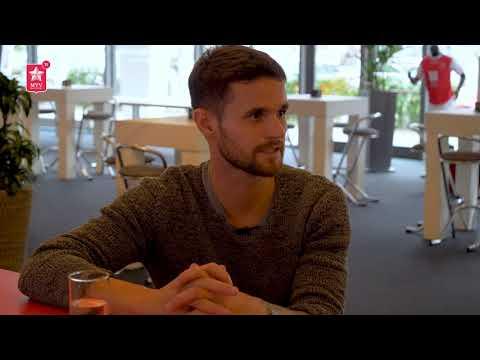 Persoonlijk gesprek met Thibaut van Acker | MVVTV
