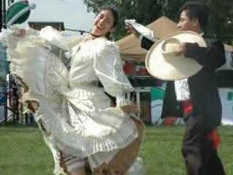 Mi palomita folk song from Peru