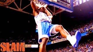 Kentucky Blue White Game 2013 Top Plays - Julius Randle, Willie Cauley Stein, James Young