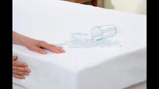 Непромокаемый наматрасник для детской кроватки от ТМ Руно 60 х 120 ОБЗОР