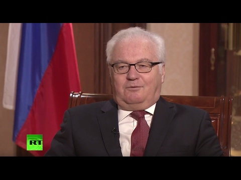 'Emotion mustn't override reason': Churkin questions Trump's tensions with Iran & China (EXCLUSIVE)