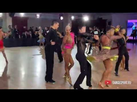Yaroslav Markov - Valeria Kuzina RUS, Cha-Cha-Cha / DanceSport Cup, Benidorm