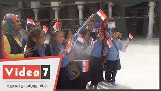 بالفيديو.. حلوة يا بلدى فى عيون ولادك.. حملة لتوعية الأطفال بقيمة الآثار الإسلامية