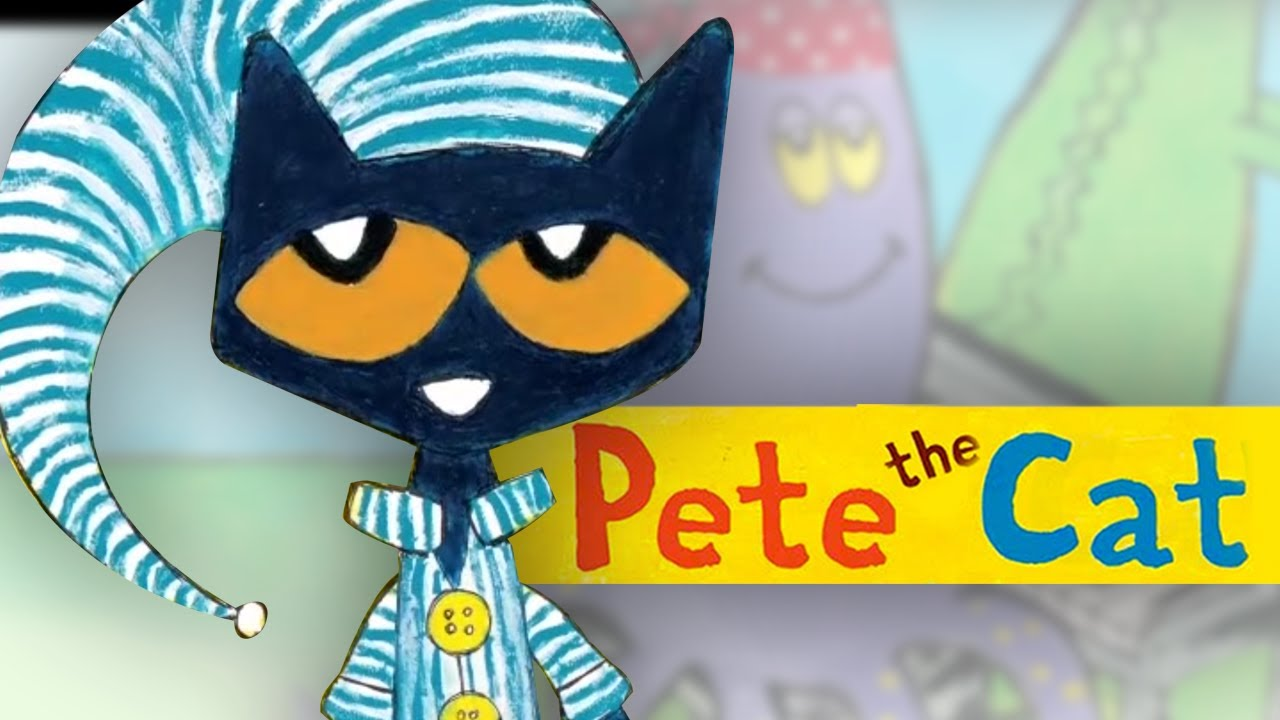 Pete The Cat Books Youtube