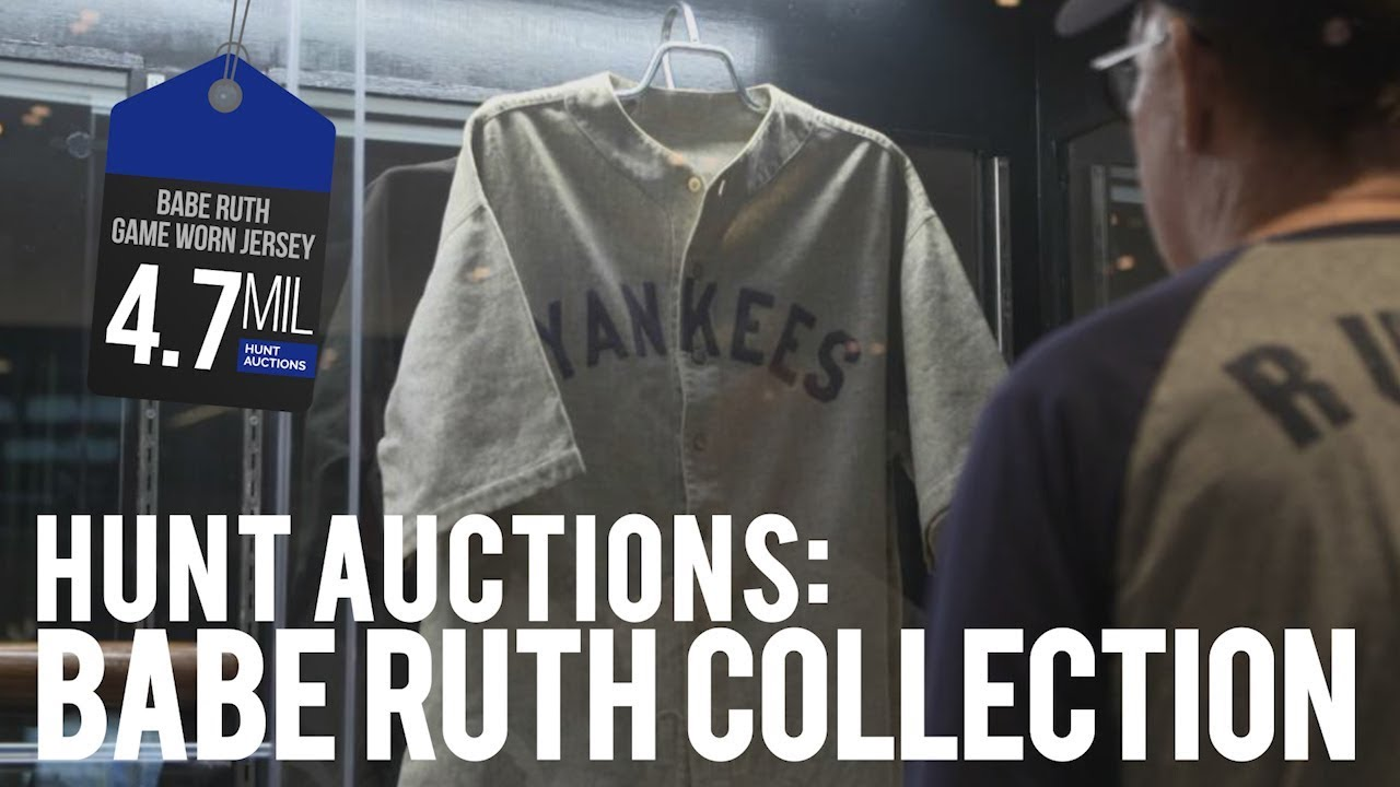 finest selection 1ba75 c6664 The Babe Ruth Collection | New York Yankees