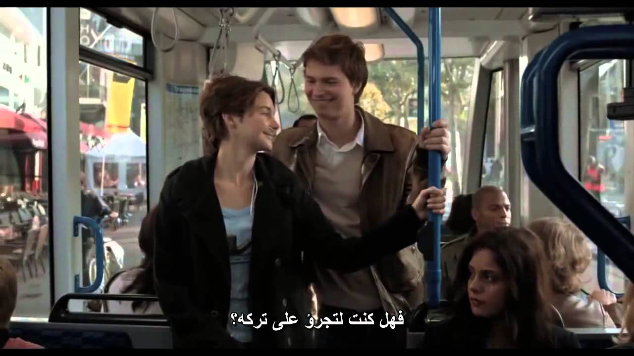 The Fault In Our Stars I Birdy Not About Angels I مترجمة Youtube