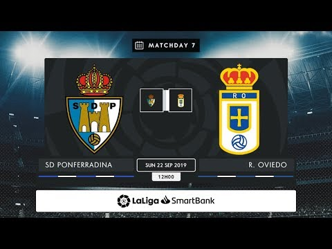 SD Ponferradina - Rayo Vallecano MD3 D1815 from YouTube · Duration:  2 hours 4 minutes 5 seconds
