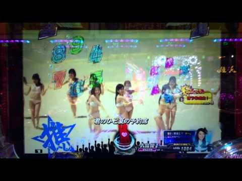 ぱちんこAKB48 バラの儀式 チームサプライズSPSP ときめきアンティーク