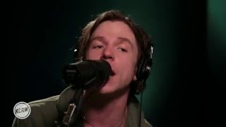 "Cage The Elephant performing ""Cold Cold Cold"" Live on KCRW"