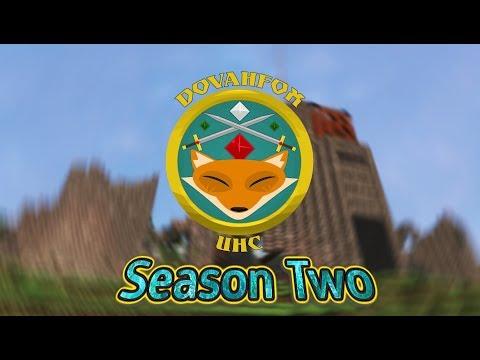 E1 | Dovahfox UHC | Season 2 | Minecraft 1.12 | Ducky UHC Plugin
