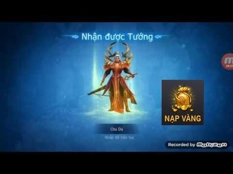 [Hoàng Gamer] Nạp 15.000 Vàng 3Q Quay Tướng 3Q 360mobi