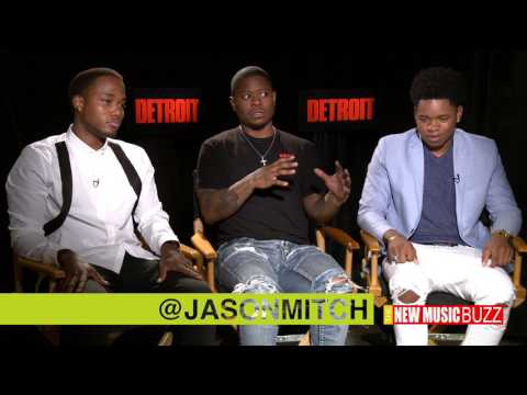 DETROIT | Jason Mitchell,  Nathan Davis Jr., Leon Thomas