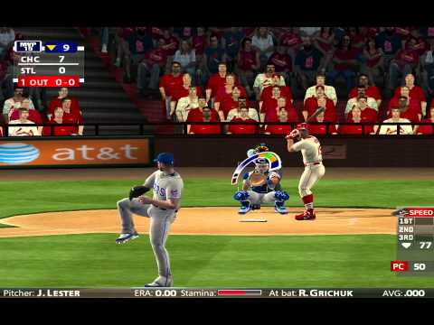 MVP 15 Baseball-Cubs @ Cardinals (Perfect Game)