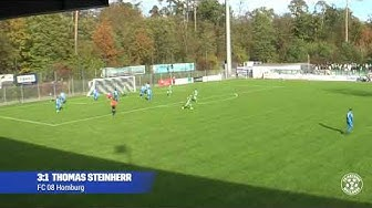 Regionalliga Südwest, 15. Spieltag: FC-Astoria Walldorf - FC 08 Homburg