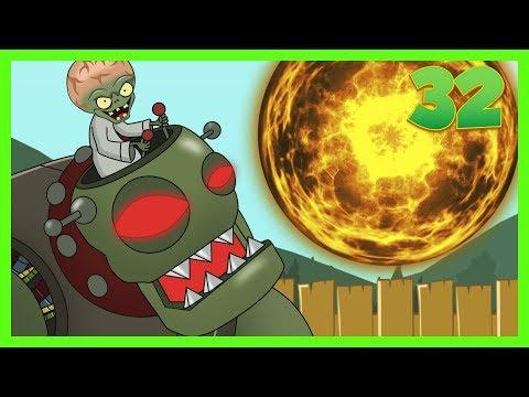 Plantas Vs Zombies Animado Capitulo 32 Completo ☀️Animación 2018