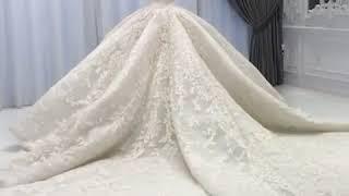 Платье Майкла Синко для невесты из Абу-Даби